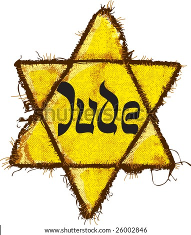 jewish yellow star this david