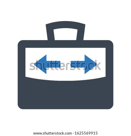 Job opportunities icon. vector graphics