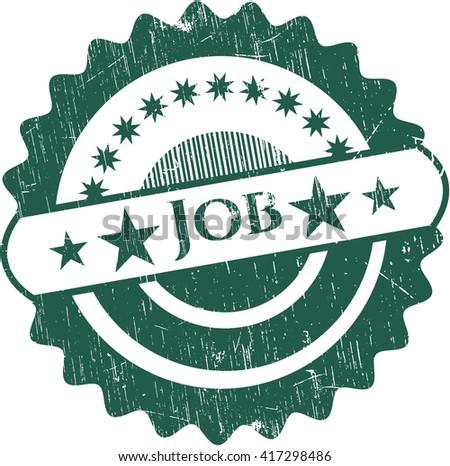 Job rubber stamp