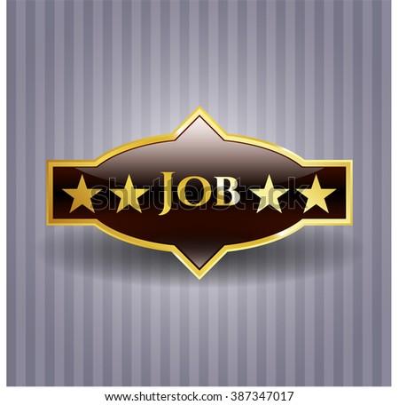 Job shiny emblem