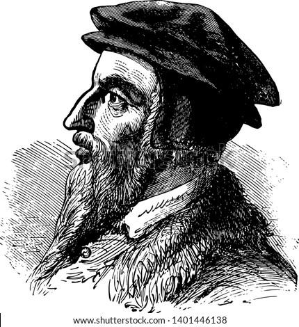 john calvin  1509 1564  he was