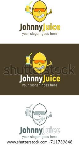 johnny juice lemonade logo