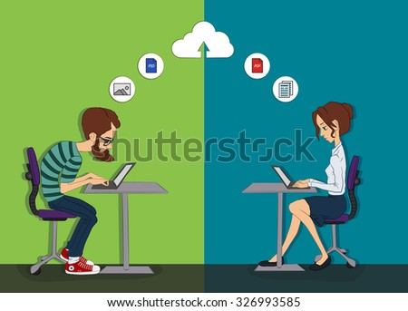 joint remote work on the