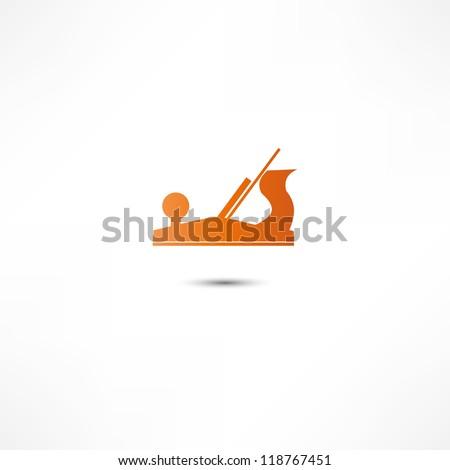 Jointer plane icon