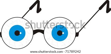 joke eye glasses