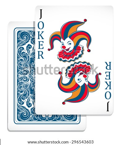 joker original design card