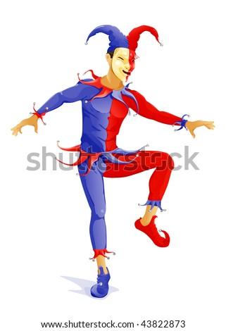 Joker, vector