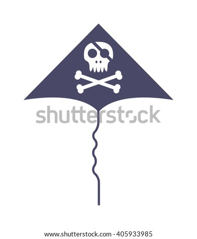 jolly roger skull and cross