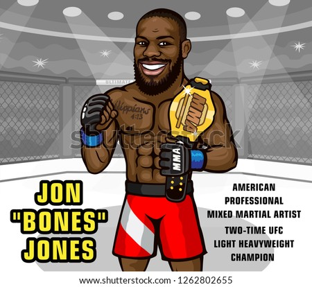 jon jones is an american