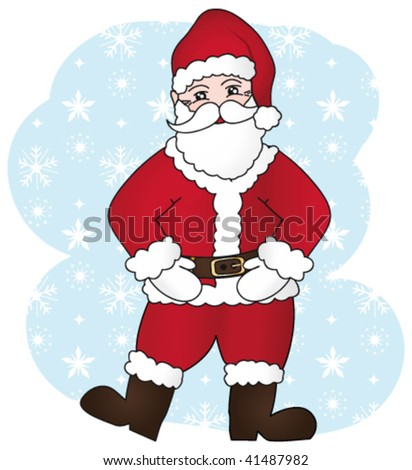 412 x 470 jpeg 40kB, Santaclose Drawing | Search Results | Calendar ...