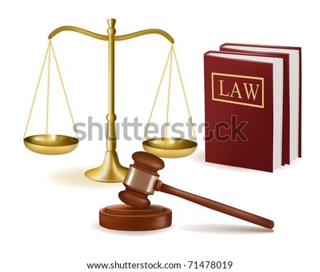 law scale and gavel - photo #20