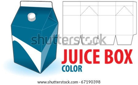 juice box, milk box