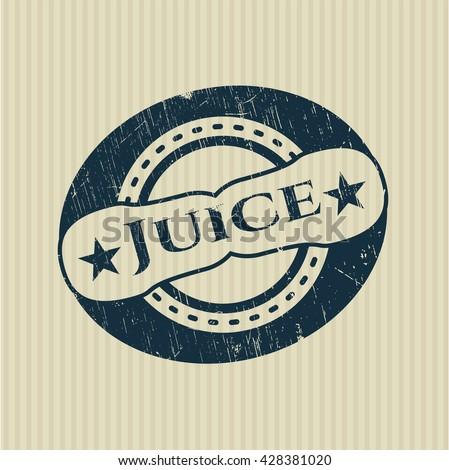 Juice grunge seal