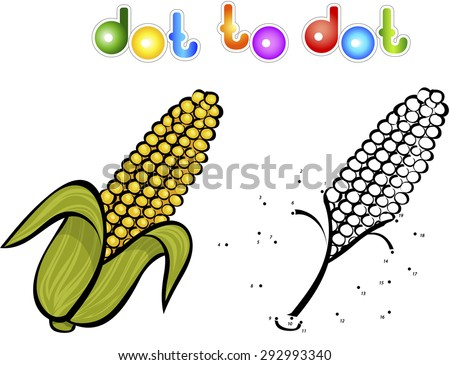 juicy and sweet corn