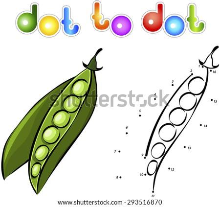 juicy ripe peas educational