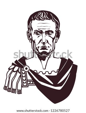 julius caesar roman emperor