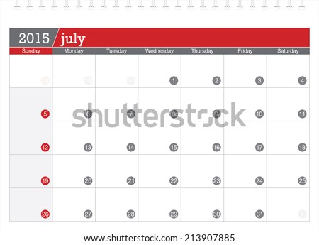 stock-vector-july-planning-calendar