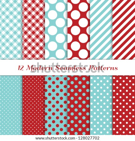 Red White Striped Background | 123Freevectors