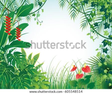 jungle #605548514