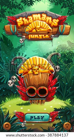 jungle shamans mobile game user