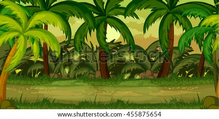 jungles game background