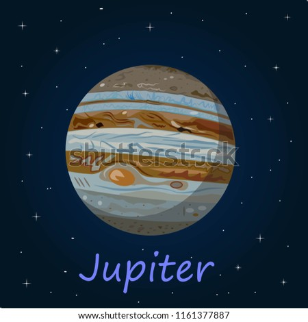 jupiter is the fifth planet