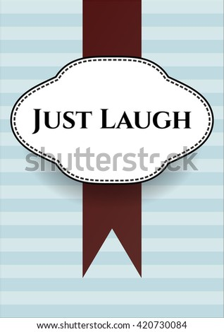 Just Laugh poster