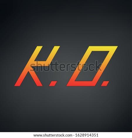 ko combo icon  ko wining