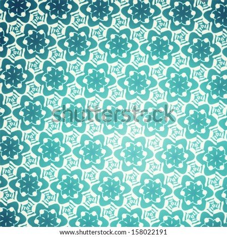 kaleidoscope geometric seamless