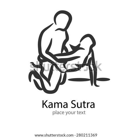 Vector Images, Illustrations and Cliparts: Kamasutra position icon