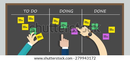 kan ban to do list board kanban