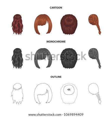 kara  red braid and other types