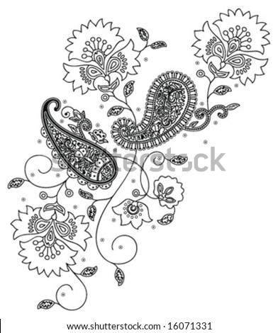 Henna Patterns | Thread Medley