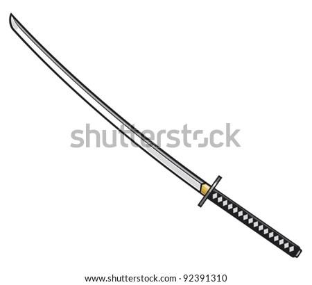 katana   japanese samurai sword