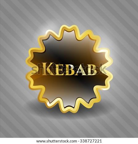 Kebab shiny badge