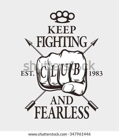 keep fighting club and fearless