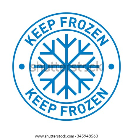 Keep frozen. Storage in Refrigerator and Freezer