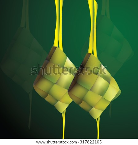 ketupat rice dumpling is - photo #29