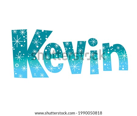 kevin given name for males