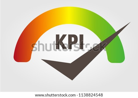 Key Performance Indicator (KPI) icon