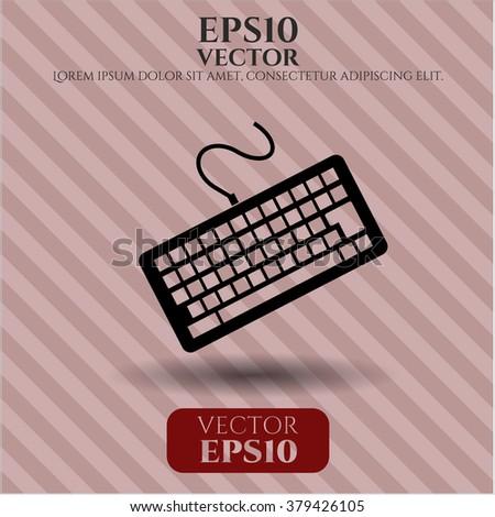 Keyboard symbol