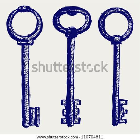 Keys sketch