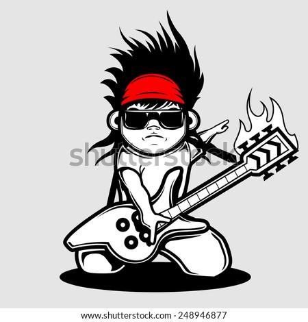 Kid Rockstar