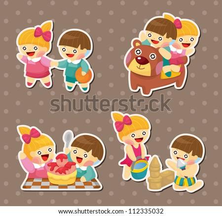 kid stickers