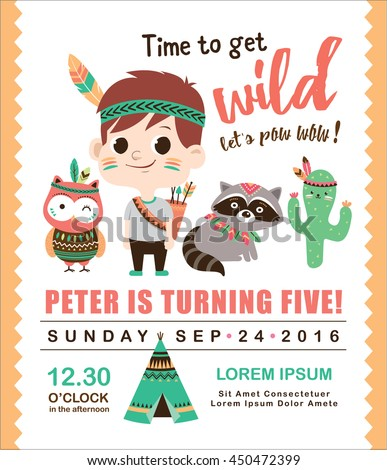Vector Images Illustrations And Cliparts Kids Birthday