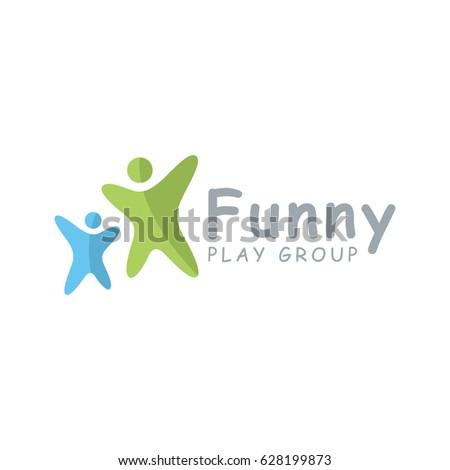 Kids group logo