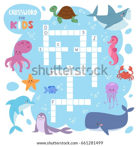 kids magazine book puzzle game