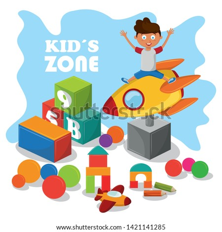 kids zone children entertaiment