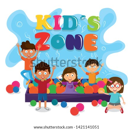 kids zone entertaiment five
