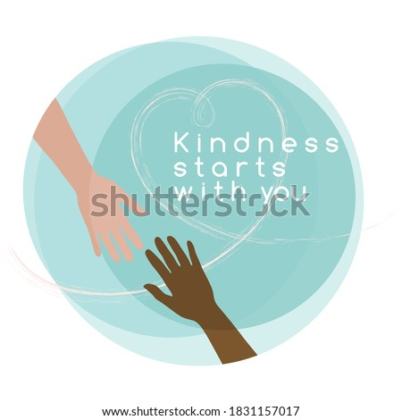 kindness starts with you  quote